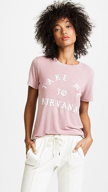 Spiritual Gangster Take Me To Nirvana Tee