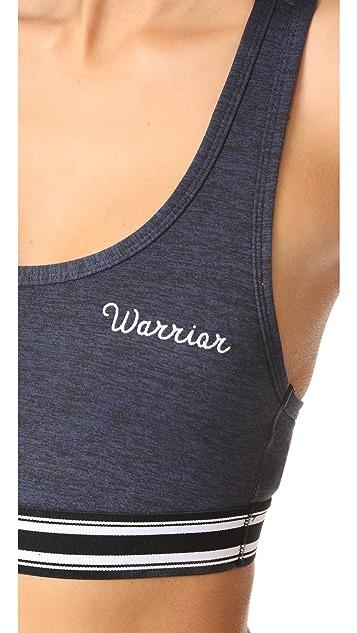 Spiritual Gangster Warrior Sports Bra
