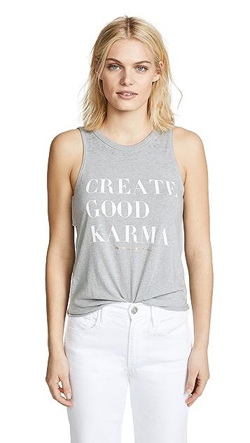 Spiritual Gangster Good Karma Studio Tank