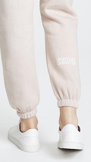 Spiritual Gangster Varsity Fave Sweatpants