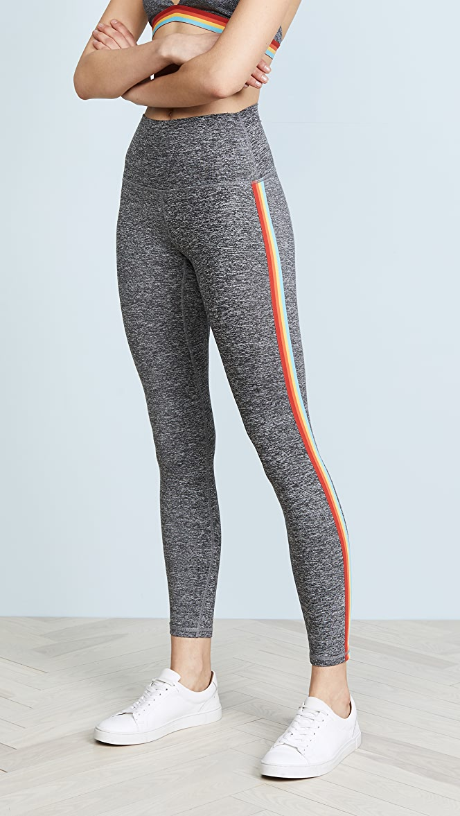 Spiritual Gangster Rainbow Active Track Tight Legging