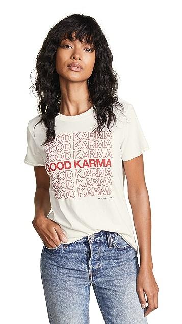 Spiritual Gangster Karma Aurora Tee