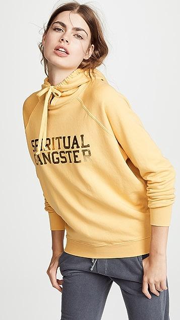 Spiritual Gangster SG Varsity Raglan Hoodie
