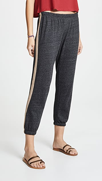 Spiritual Gangster Stripe Perfect Sweatpants