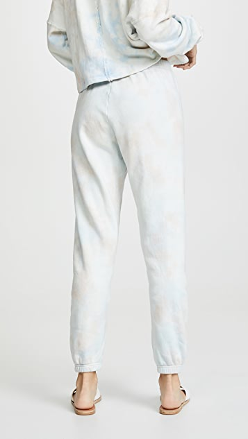 Spiritual Gangster Sessions Tie Dye Sweatpants