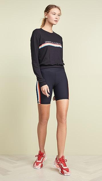 Spiritual Gangster Bike Shorts