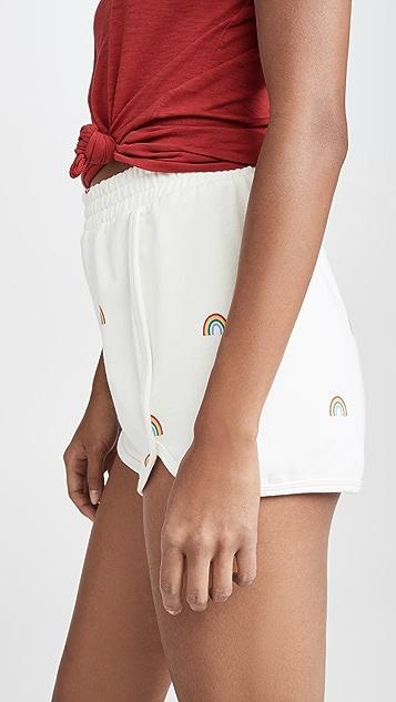 Spiritual Gangster Zoe 短裤