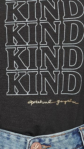 Spiritual Gangster Be Kind Chakra Tank