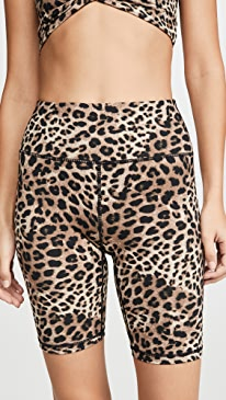 Cheetah Gangster Biker shorts