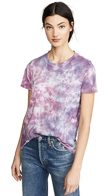 Spiritual Gangster Aurora Boxy Crew T-Shirt