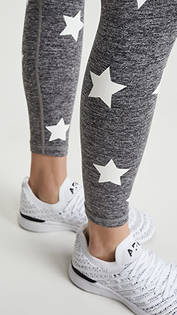 Spiritual Gangster Stars Essential Leggings