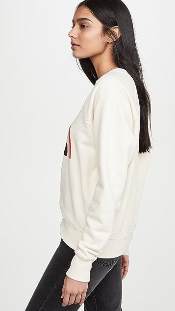 Spiritual Gangster Love Classic Crew Sweatshirt