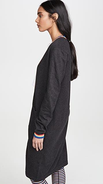 Spiritual Gangster Calli Midi Sweater Cardi