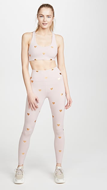 Spiritual Gangster Heart Essential Leggings