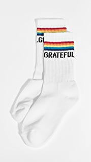 Spiritual Gangster Rainbow SG Socks