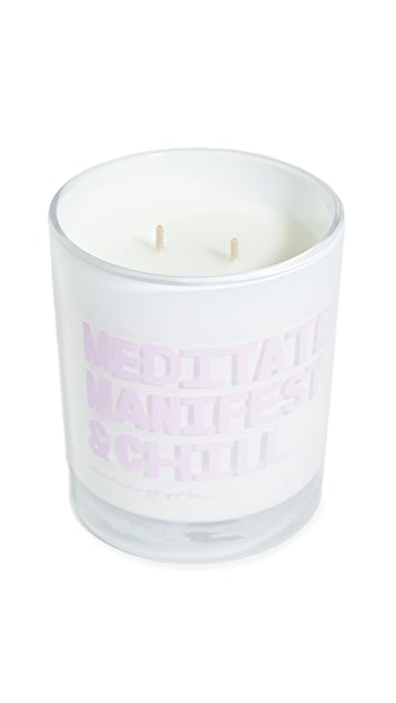 Spiritual Gangster MMC Candle