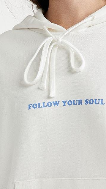 Spiritual Gangster Follow Phoebe Oversized Hoodie
