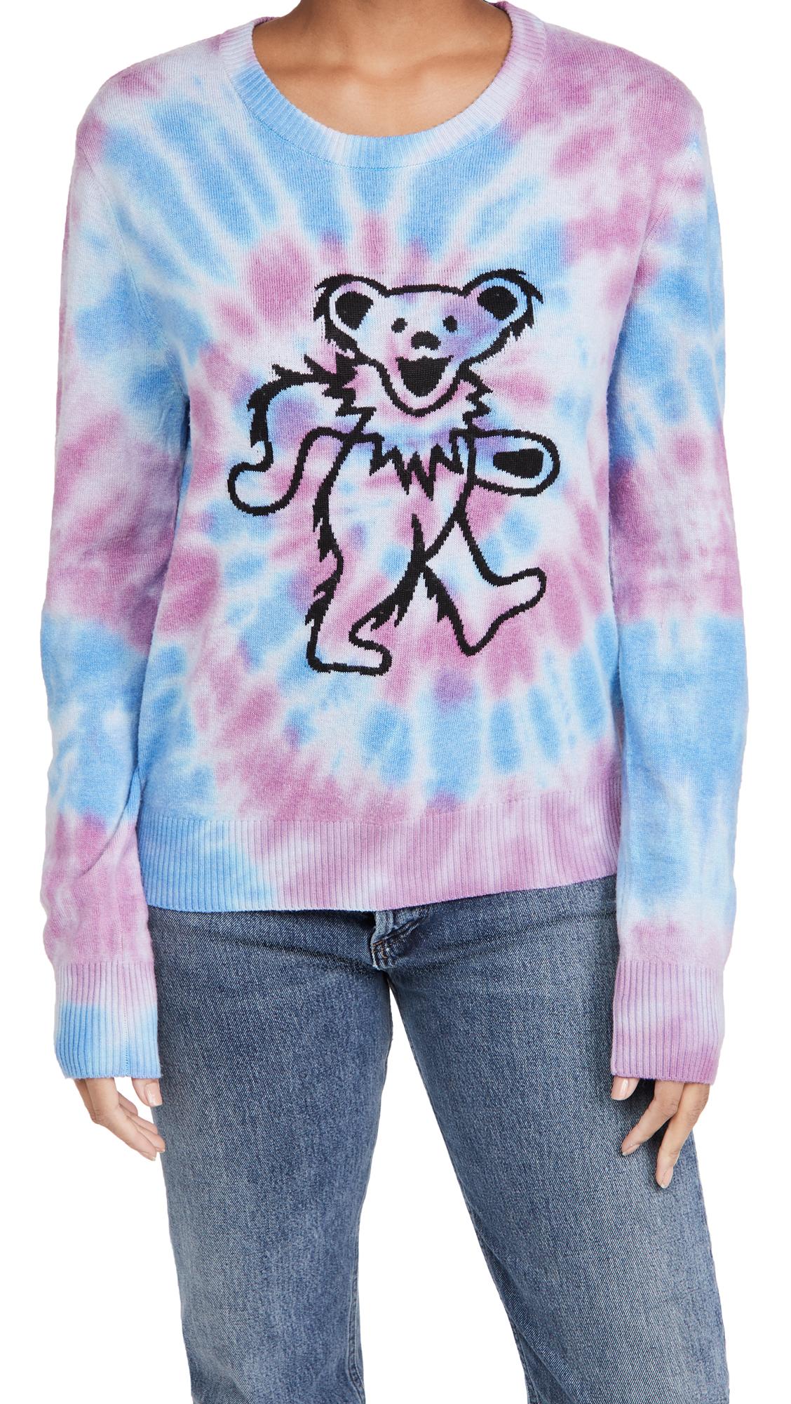 Spiritual Gangster x Grateful Dead Brooklyn Sweater
