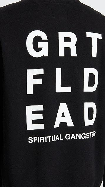Spiritual Gangster x Grateful Dead Classic Crew Sweatshirt