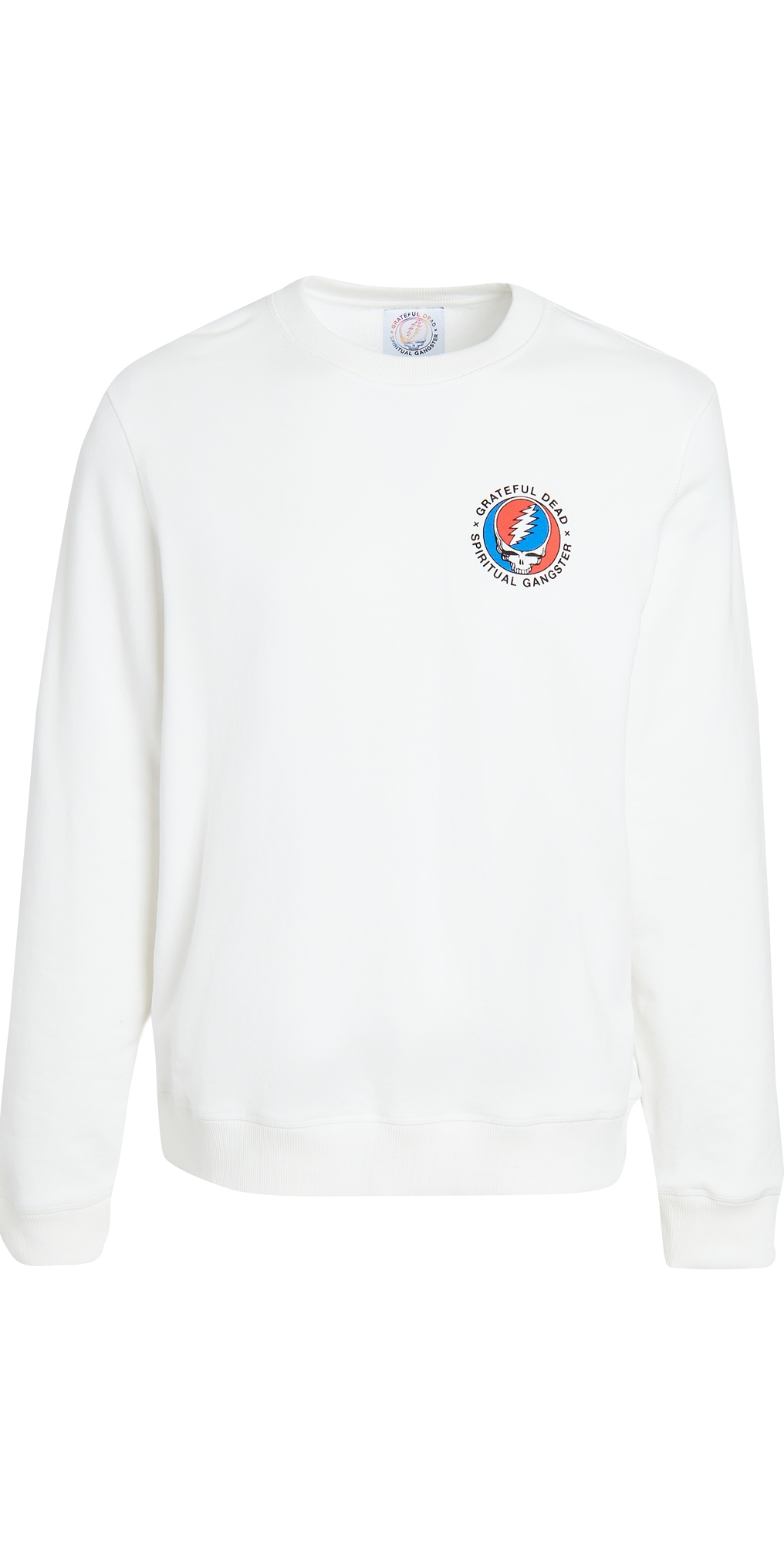 Spiritual Gangster x Grateful Dead Cover Classic Crew Sweatshirt