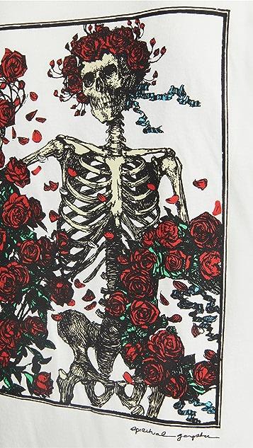 Spiritual Gangster x Grateful Dead Roses Tee