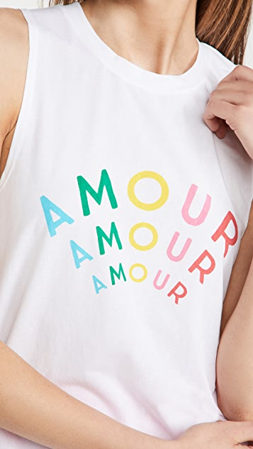 Spiritual Gangster Amour Active 健美背心