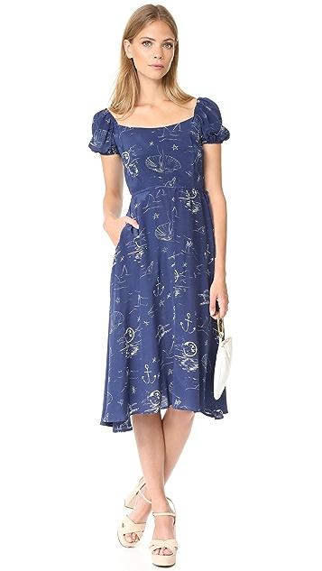Samantha Pleet Siren Dress
