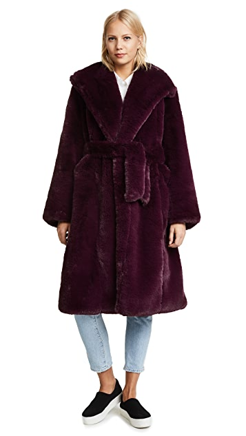 Samantha Pleet Sovereign Coat