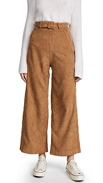 Samantha Pleet Tight Rope Pants
