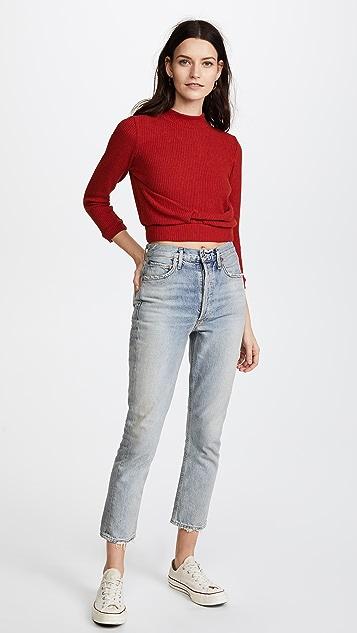 Samantha Pleet Infinity Sweater