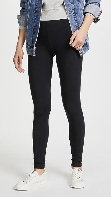 Splendid Modal Leggings - Black