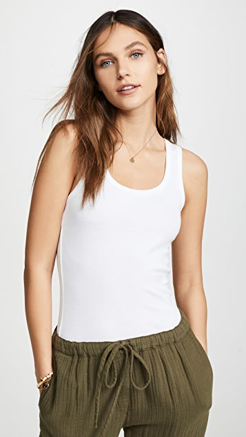 Splendid 1x1 Tank Top