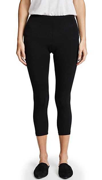 Splendid Classic Capri Leggings