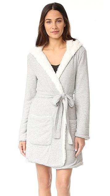 017ff6b5a8 Splendid Cozy Hoody Robe