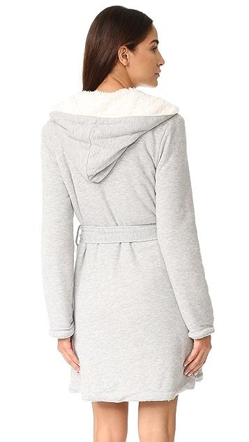 Splendid Cozy Hoody Robe