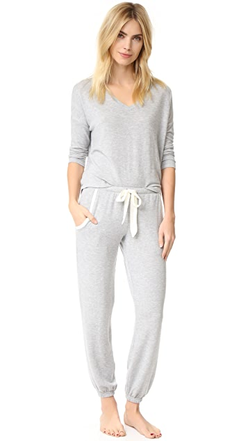 Splendid Cozy Lounge Pullover Set