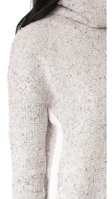 Splendid Cozy Double Knit Sweater