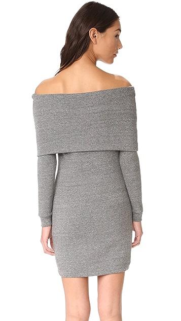 Splendid Off the Shoulder Dress