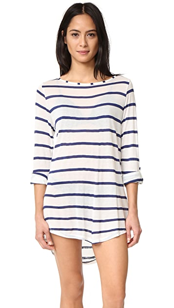 Splendid Striped Tunic