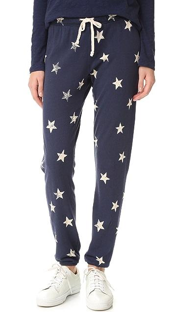 Splendid Ashbury Star Sweatpants
