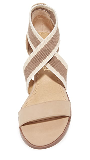Splendid Janae Demi Wedge Sandals