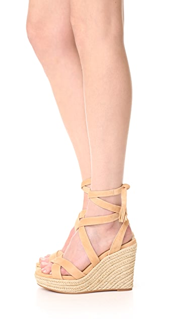 Splendid Janice Wedges