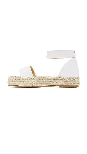 Splendid Jensen Platform Sandals