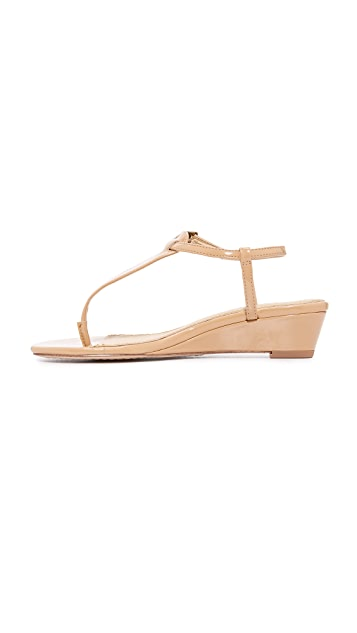 Splendid Justin Demi Wedge Sandals