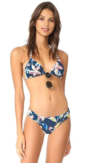 Splendid Tropical Traveler Reversible Bikini Bottoms