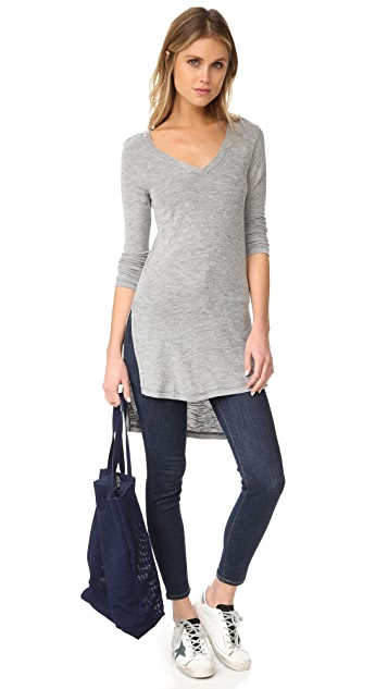 Splendid Pacific Grove High Low Tunic