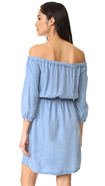 Splendid Off the Shoulder Dress
