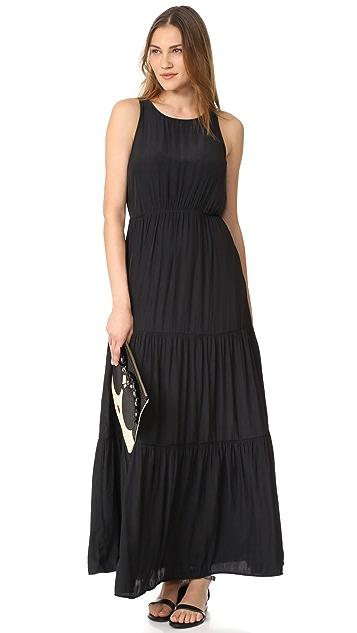 Splendid Tiered Maxi Dress