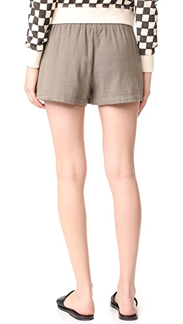 Splendid Cloth Shorts
