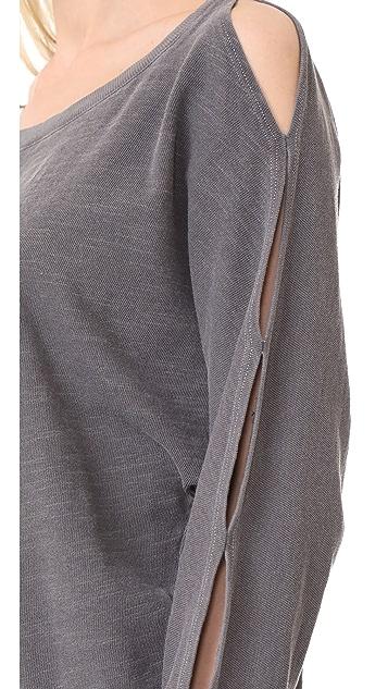 Splendid Cutout Pullover